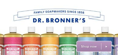 Buy Dr. Bronner's Liquid Soap