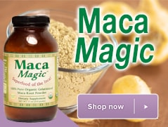 Shop Maca Magic