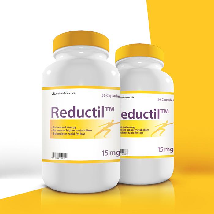 American Generic Labs Reductil™ 15 mg