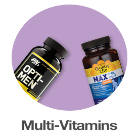 Mens Multi Vitamins