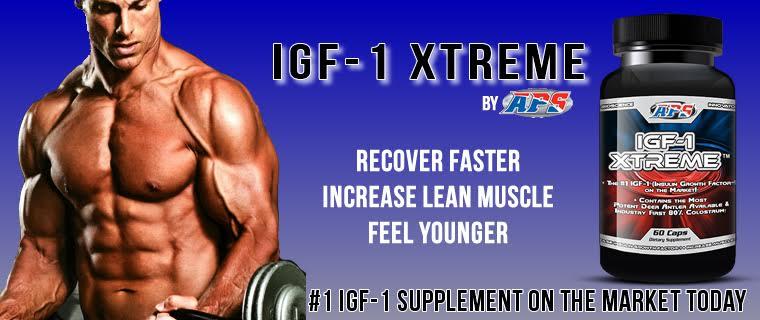 APS IGF-1 Xtreme