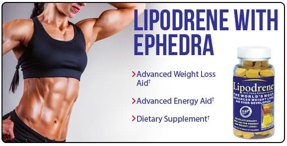 buy lipodrene with ephedra online