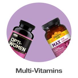 Multi Vitamins for Women