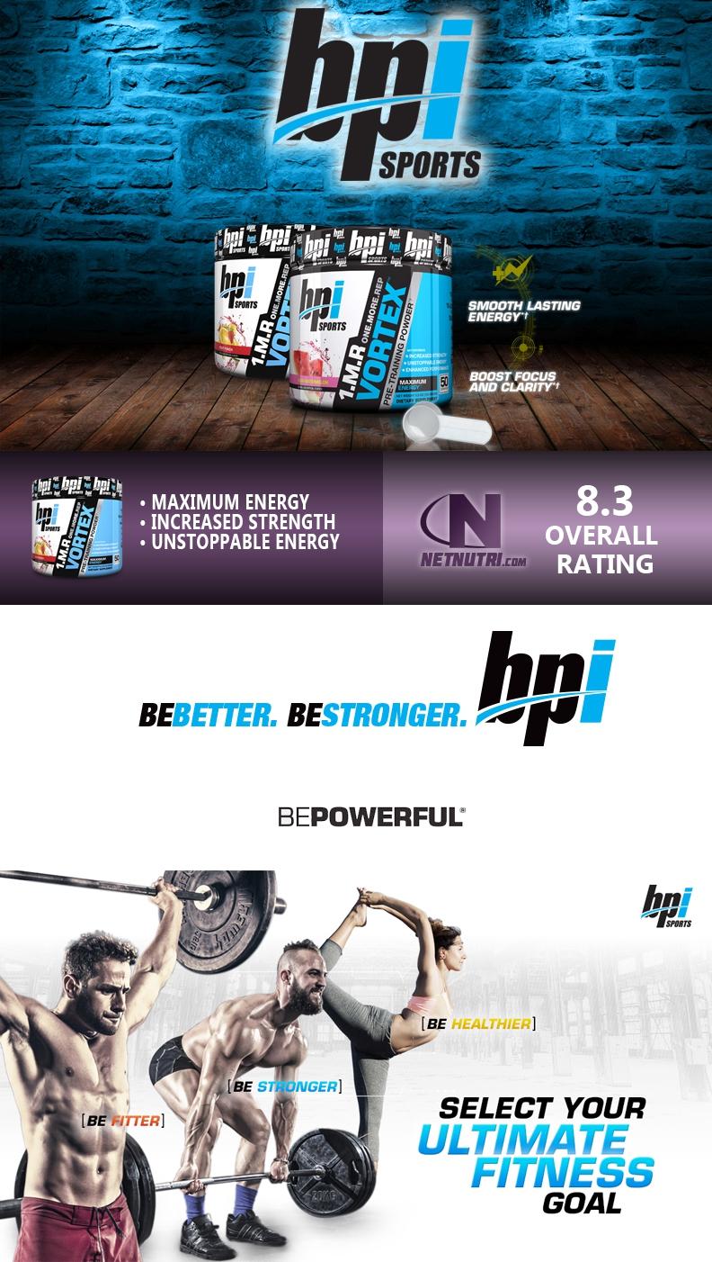BPI 1.M.R Vortex Sale at Netnutri.com