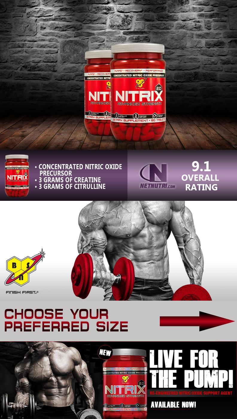 Nitrix sale at netnutri.com