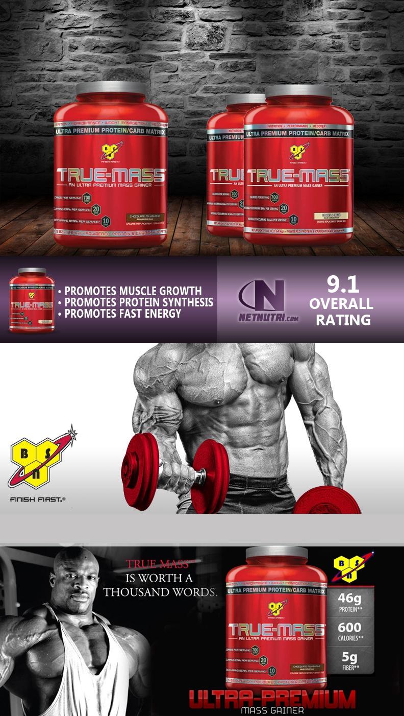 True-Mass sale at netnutri.com