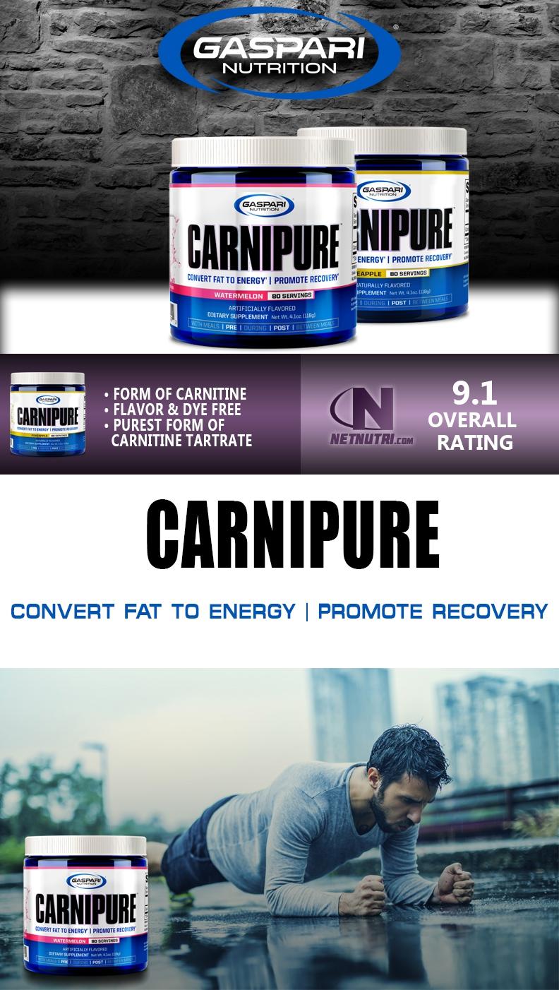 Carnipure sale at netnutri.com