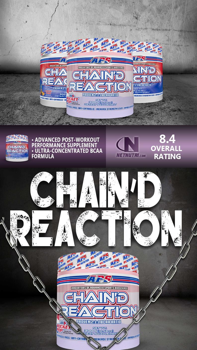 APS Chain'd Reaction Sale at netnutri.com