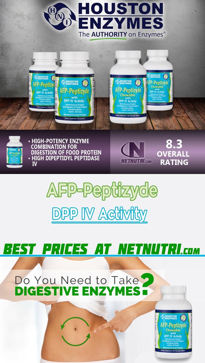 Houston Enzymes AFP-Peptizyde sale at netnutri.com