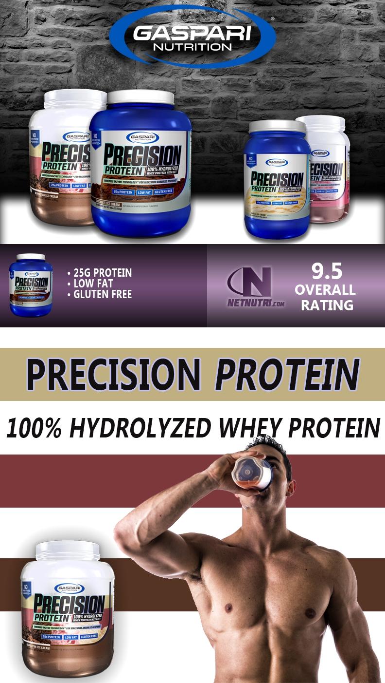 Precision Protein sale at netnutri.com