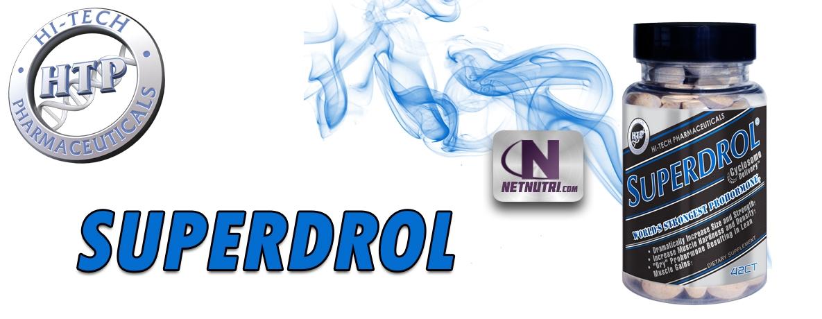 Hi Tech Pharmaceuticals Superdrol 42 Tablets