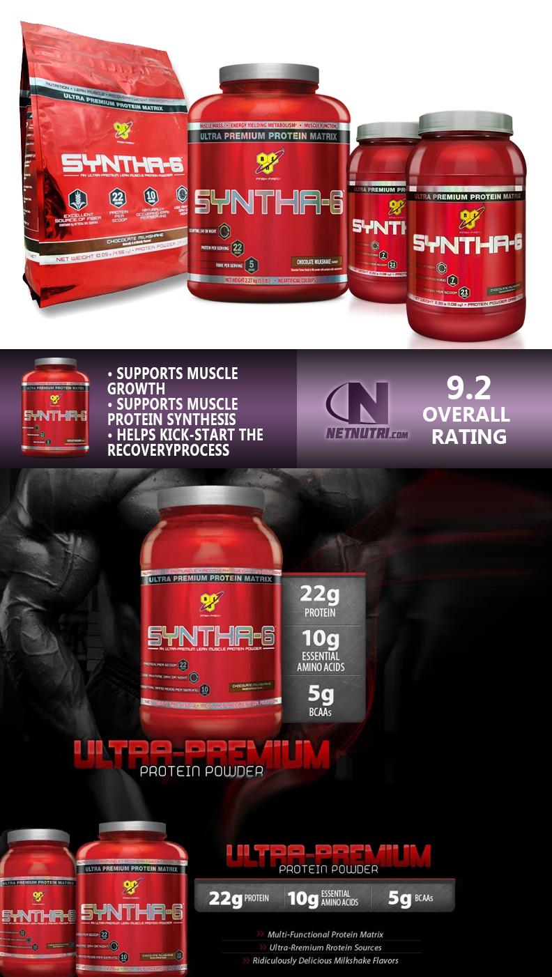 Syntha-6 sale at netnutri.com
