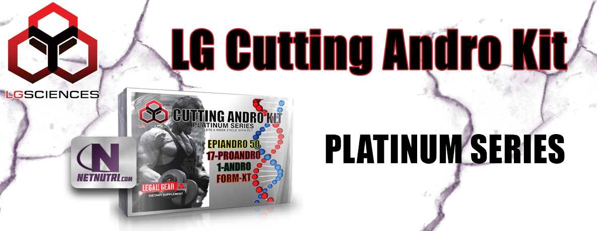 LG Sciences Cutting Andro Kit Platinum Series