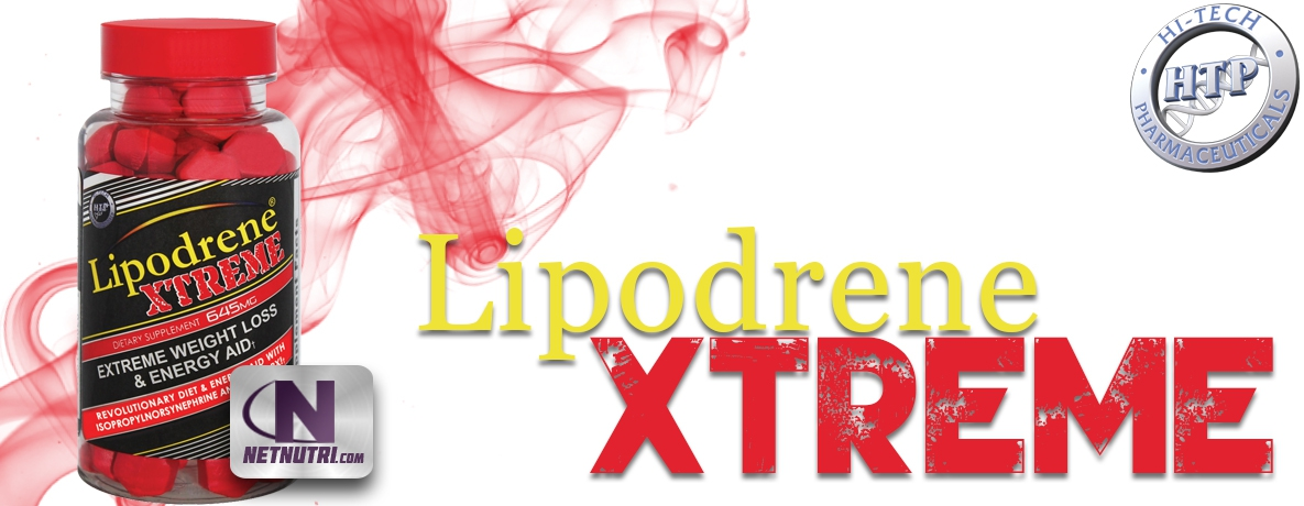 Lipodrene Xtreme Reviews at netnutri.com