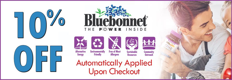 Bluebonnet Special