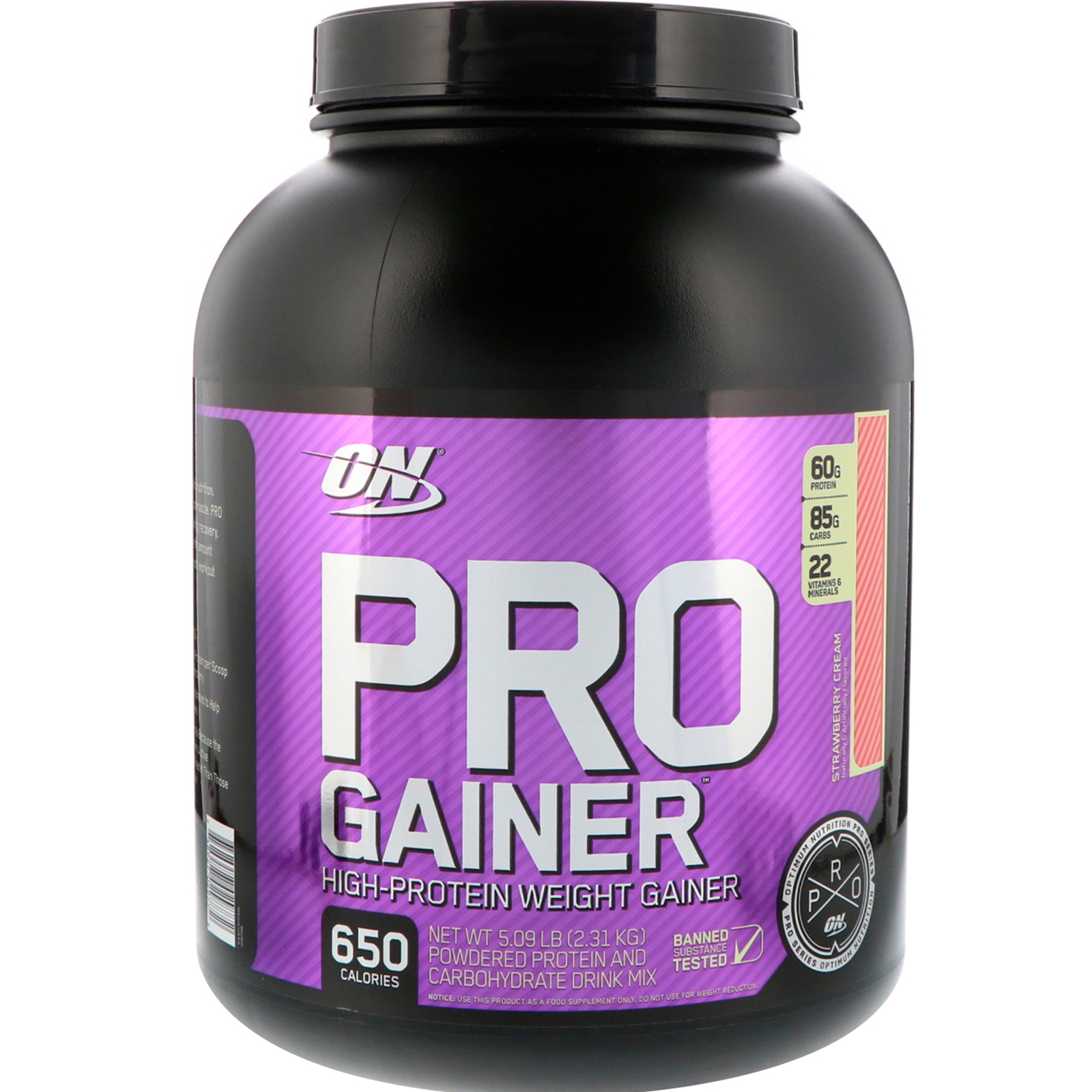 Pro complex gainer on