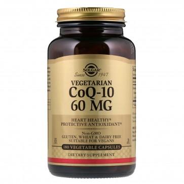 Solgar Kosher Coenzyme Q-10 30 mg 60 Capsules