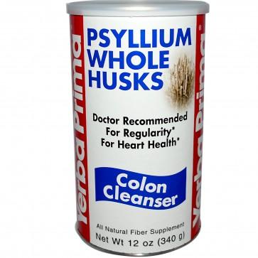 Yerba Prima Psyllium Whole Husks 12 oz