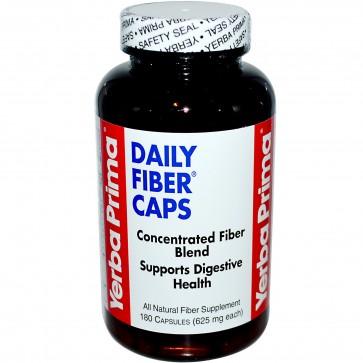 Yerba Prima Daily Fiber 180 Capsules