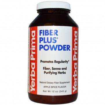Yerba Prima Fiber Plus 12 oz Powder