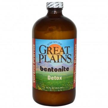 Yerba Prima Bentonite Detox 32 fl oz