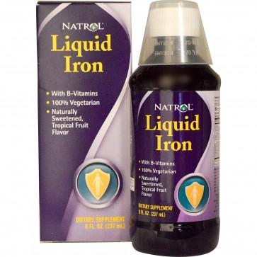 Liquid Iron 8oz