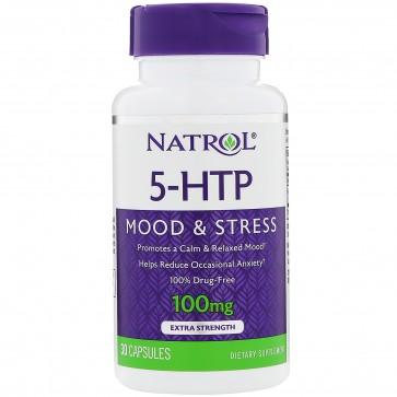 Natrol 5-HTP 100mg 30 caps