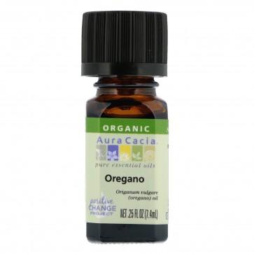 Aura Cacia Essential Oil Oregano 0.25 fl oz