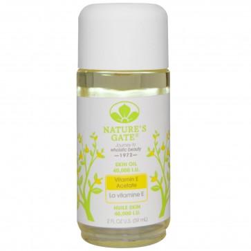 Natures Gate Oil 2 Ounce Vitamin-E 40,000 IU