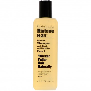 Biotene H-24, Natural Shampoo with Biotin and Peptides, Phase I, 8.5 fl oz (250 ml)