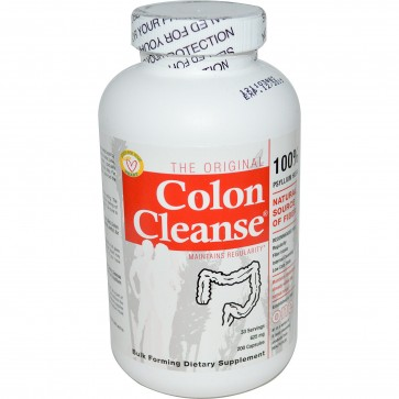 Health Plus Colon Cleanse 200 Capsules