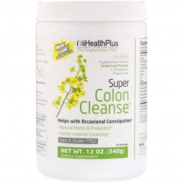 Health Plus Super Colon Cleanse 12 oz (340 Grams)