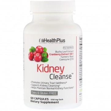 Health Plus Super Kidney Cleanse 90 Capsules