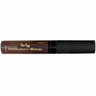 Reviva Labs HypoAllergenic Mascara Brown .25 oz