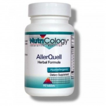 NutriCology AllerQuell 90 Tablets