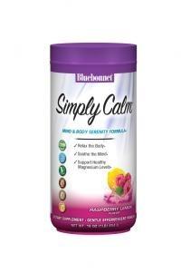Bluebonnet Simply Calm Raspberry Lemon