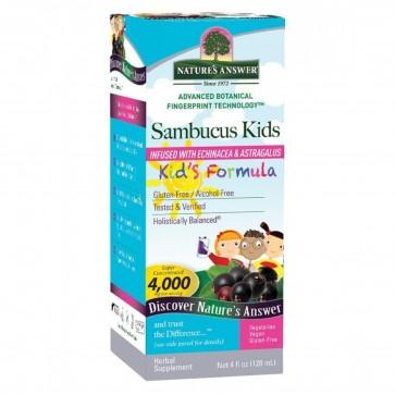 Sambucus Kids 4 oz