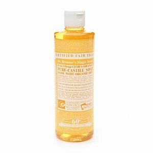 Dr. Bronner's Pure Castile Soap Citrus Orange