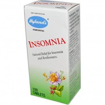 Hyland's Insomnia 100 Tablets