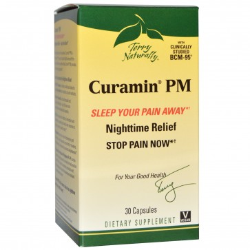 Terry Naturally Curamin PM 30 Capsules