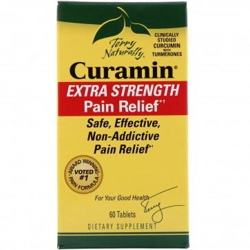 Terry Naturally Curamin Extra Strength 60 Tablets