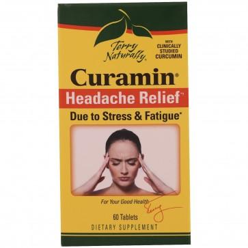 Terry Naturally Curamin Headache Relief 60 Tablets