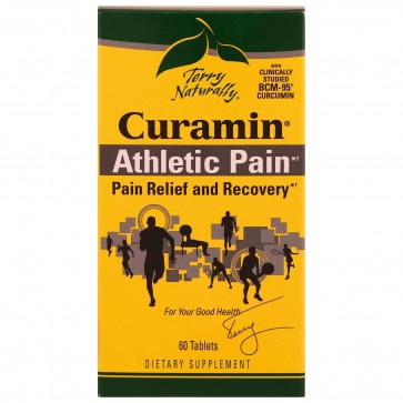 Terry Naturally Curamin Athletic Pain 60 Tablets