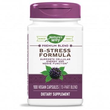 Nature's Way B-Stress Formula 100 Capsules