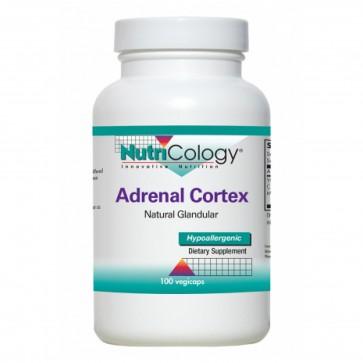 NutriCology Adrenal Cortex 100 Vegi Capsules