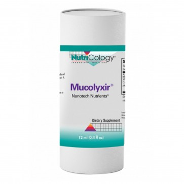 NutriCology Mucolyxir