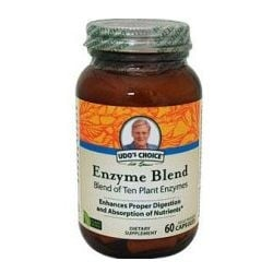 Flora Udo's Choice Enzyme Blend 60 Capsules