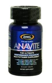 Gaspari Nutrition Anavite 30 Tablets