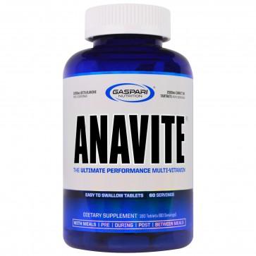 Anavite 180 Tablets by Gaspari Nutrition