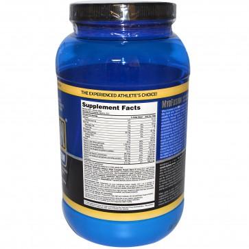 Gaspari Nutrition, MyoFusion, Advanced Muscle Building Protein, Banana Perfection, 2 lbs